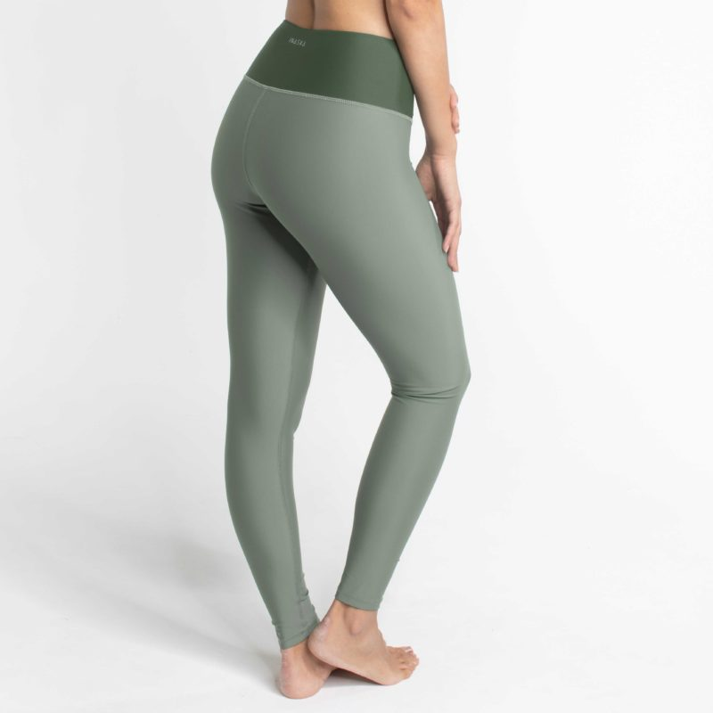 High Waist Leggings CHILL Shore Khaki